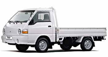 Грузоперевозки на Hyundai Porter 1 тонна борт фото
