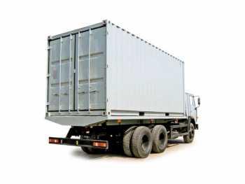 Грузоперевозки контейнером 15 тонн фото