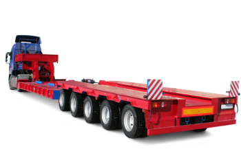 Грузоперевозки на Трал 30 тонн: фиксированной длины, прямой, 2 оси фото