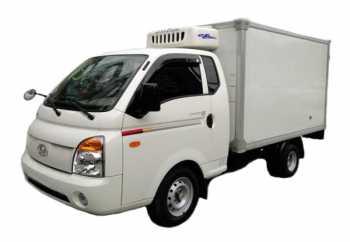 Грузоперевозки на Hyundai Porter 1 тонна рефрижератор фото
