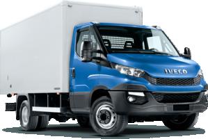 Грузоперевозки на Iveco 2,2 тонн фургон фото