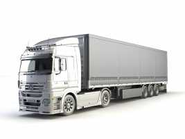 Грузоперевозки на Mercedes 20 тонн фургон фото