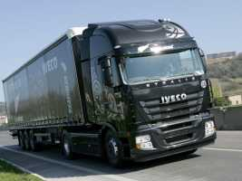 Грузоперевозки на Iveco 20 тонн рефрижератор фото