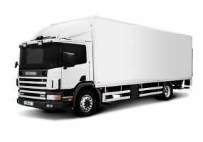 Грузоперевозки на Scania 20 тонн изотерма фото
