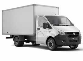Грузоперевозки на Газель 1,5 тонны фургон фото