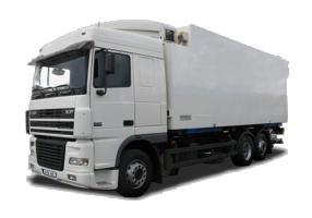 Грузоперевозки на Daf 15 тонн рефрижератор фото