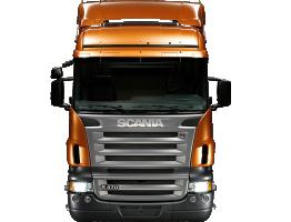 Грузоперевозки на Scania 20 тонн изотерма фура фото