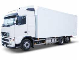 Грузоперевозки на Volvo 7 тонн тент фото